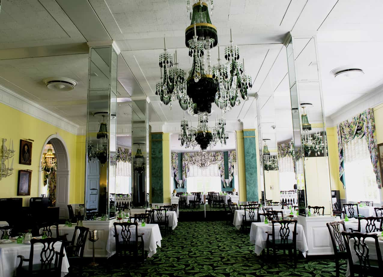Dining Room The Greenbrier