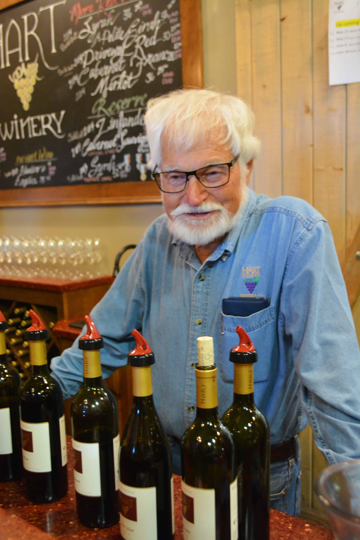 Joe Hart from Hart Family Winery