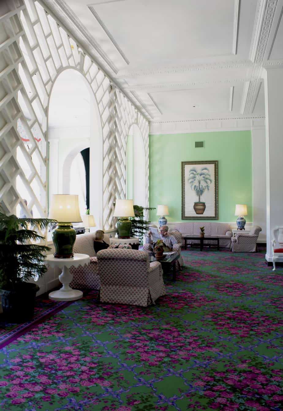 Lattice Room The Greenbrier