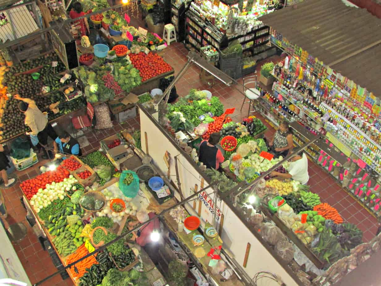 San Juan de Dios Market Guadalajara