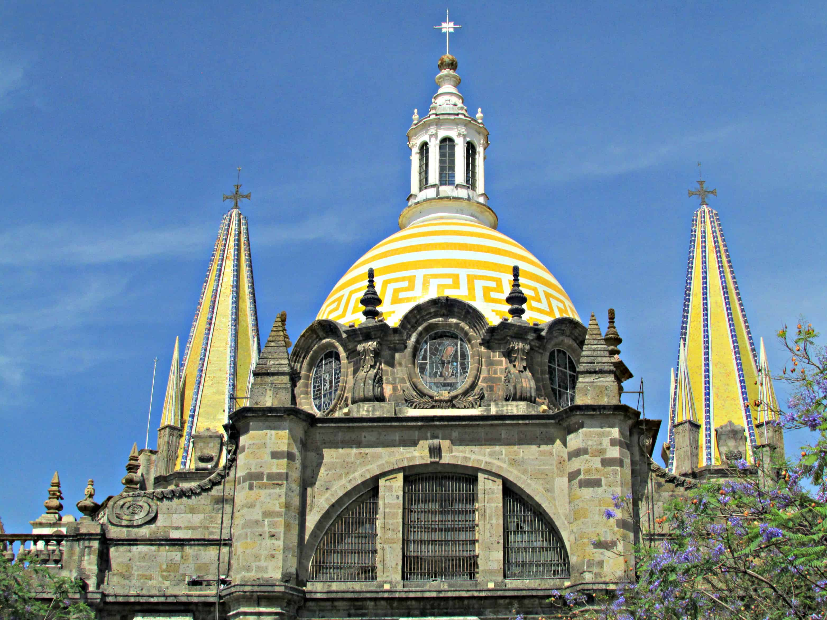 Cathedral Towers Guadalajara