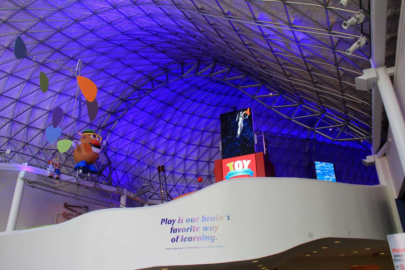 Inside National Museum of Play