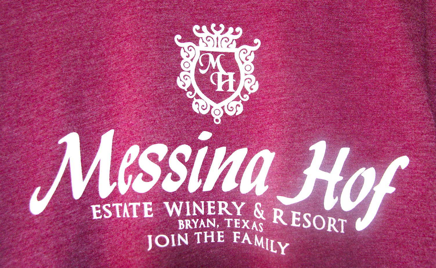Messina Hof join the family