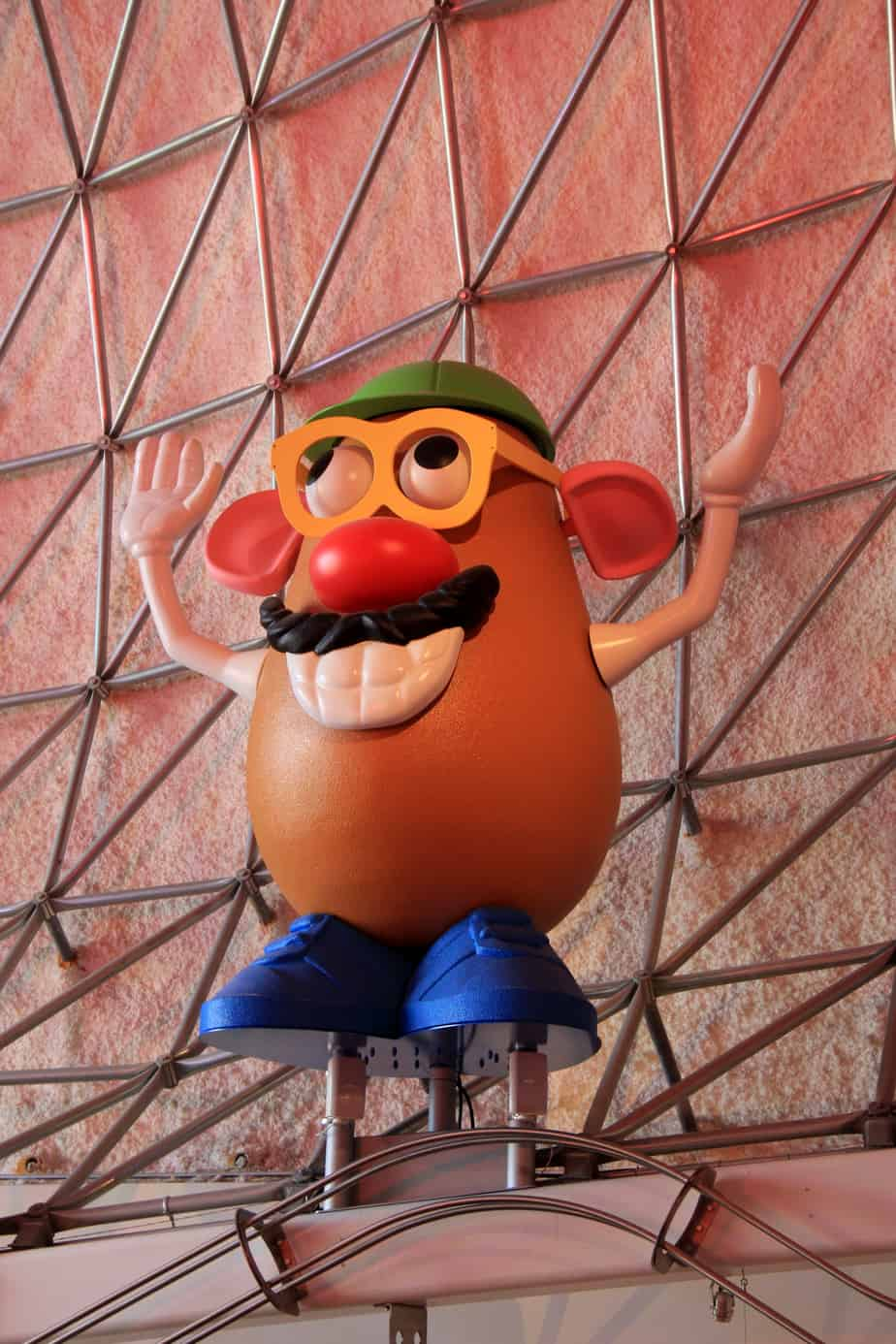 Mr. Potato Head National Museum of Play Rochester