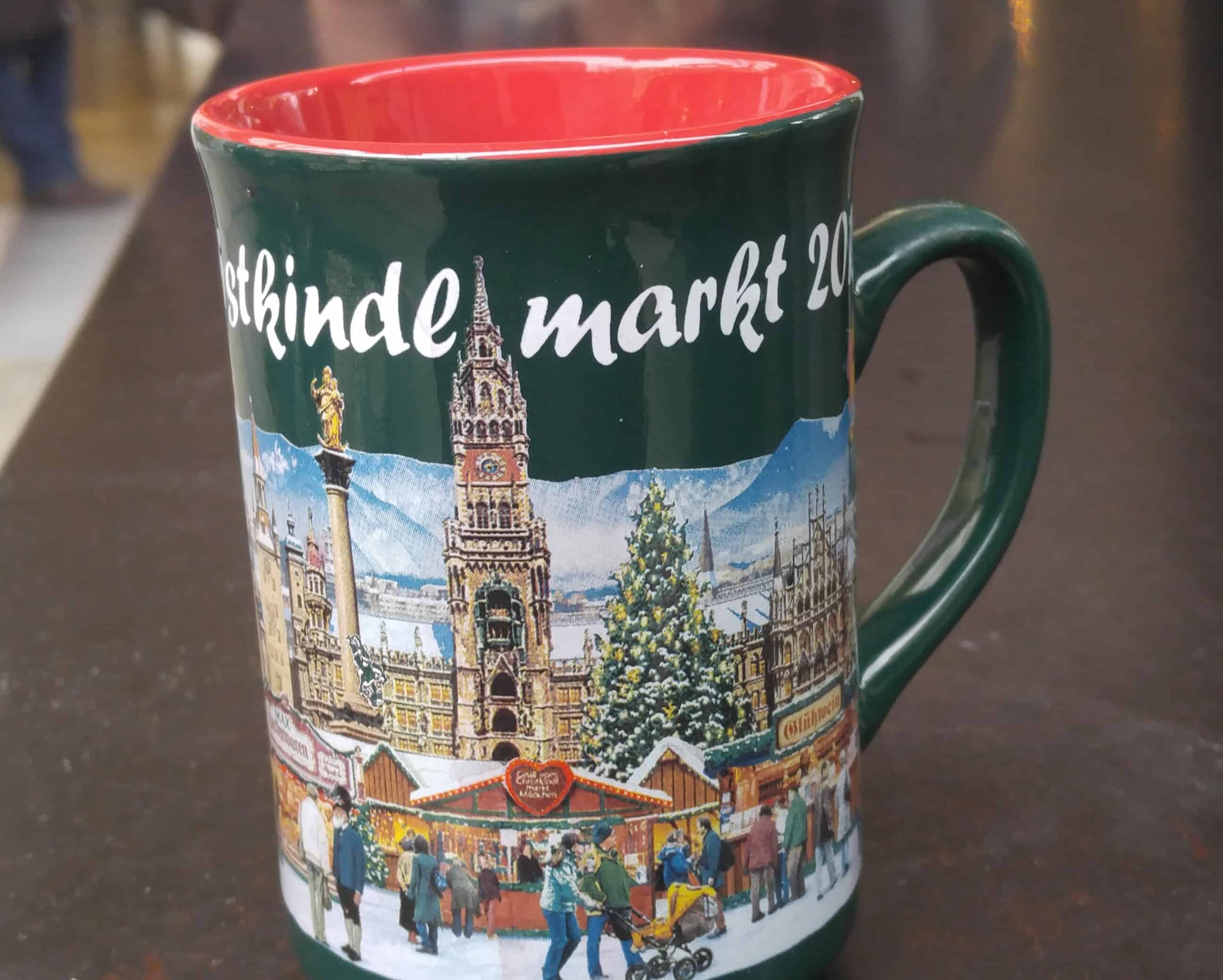 Mug German Christmas Market