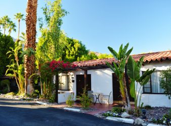Palm Springs Historic Ingleside Inn