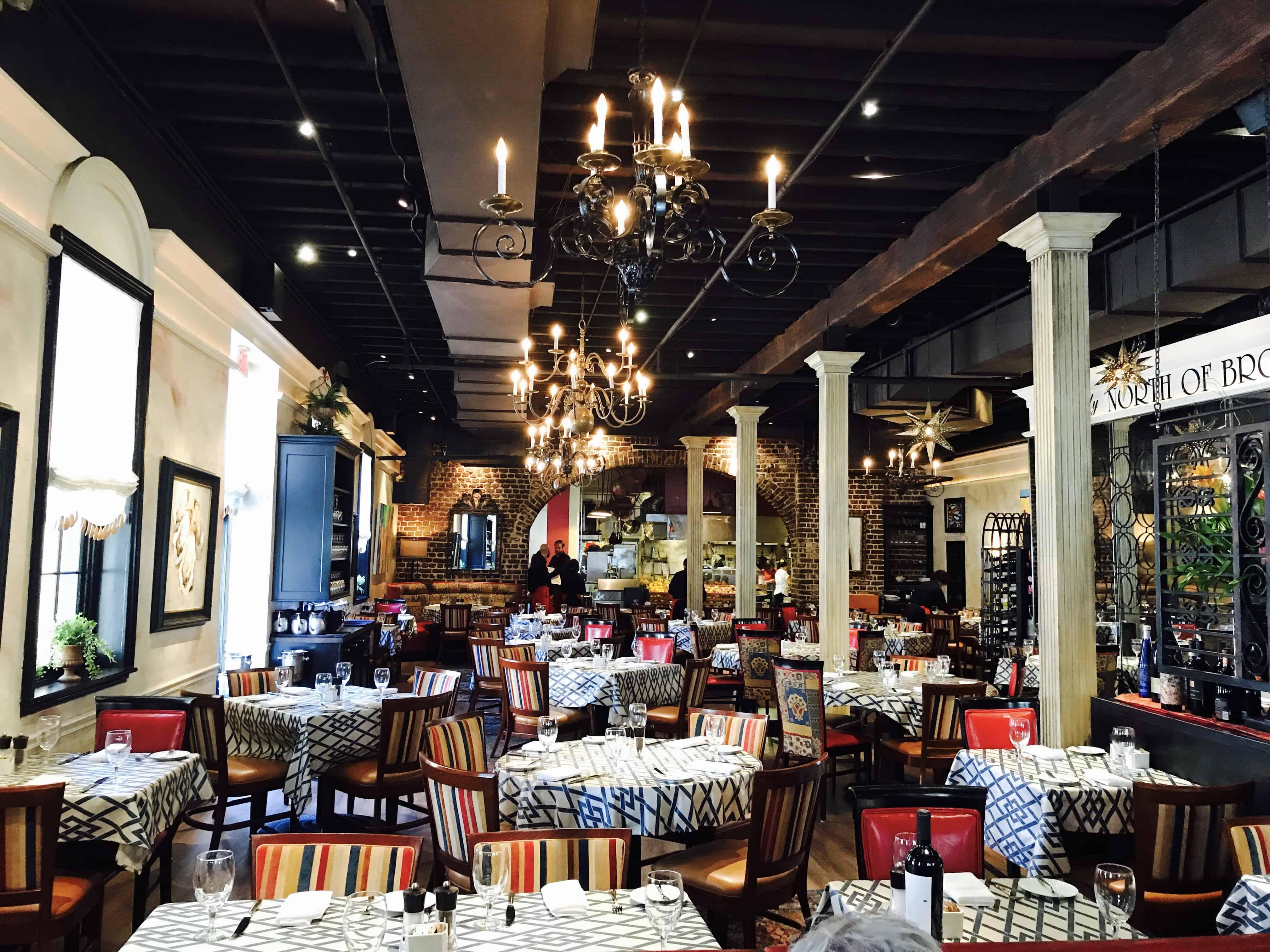 S.N.O.B. Charleston dining room