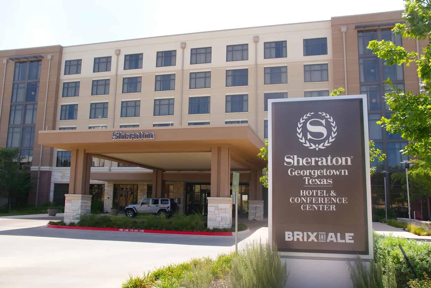 Sheraton Hotel Georgetown Texas