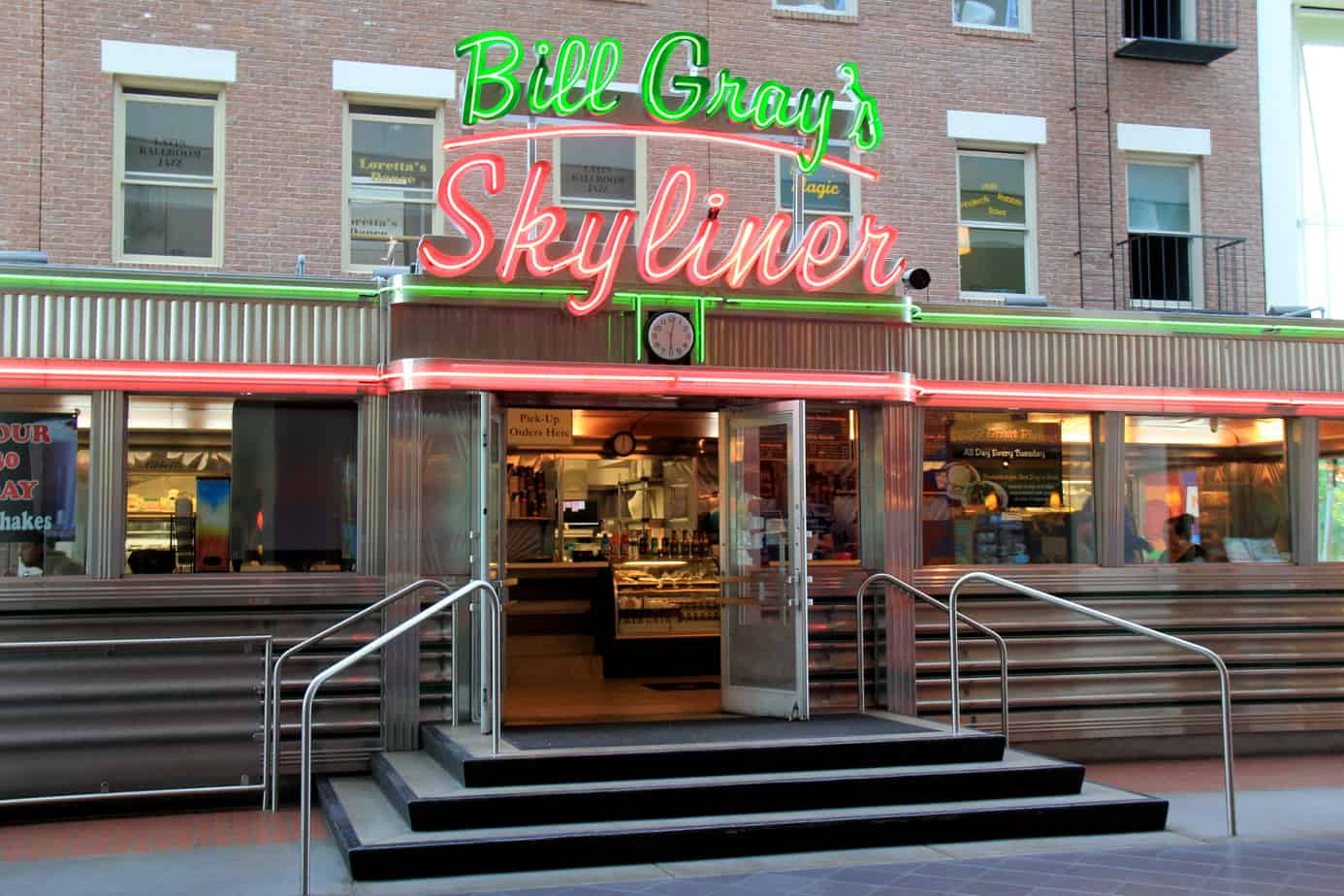 Bill Gray's Skyline Diner Rochester
