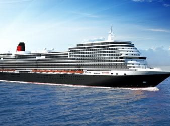 Cunard New Ship Solo