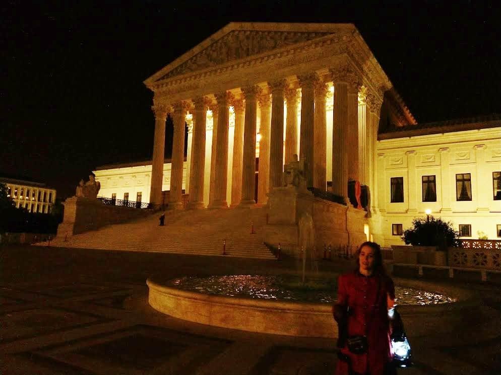U.S. Senate and Tour Guide