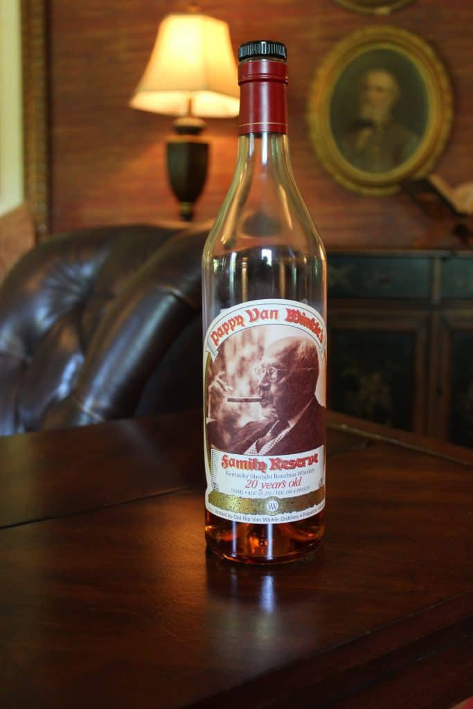 Beaumont Inn Pappy Van Winkle