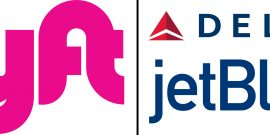 Lyft partners Delta and JetBlue