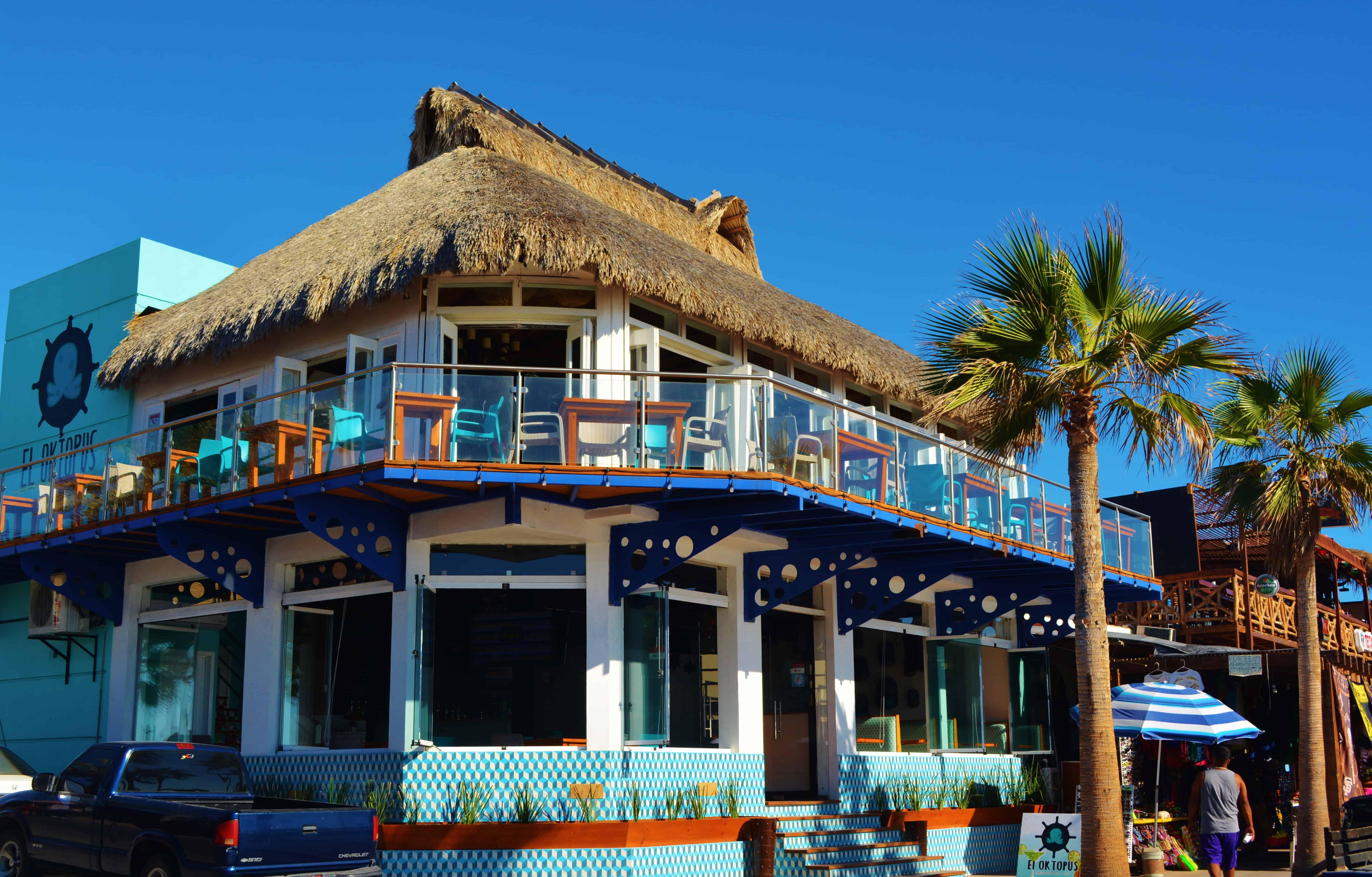 El Oktopus on the Malecon