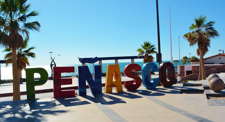 Puerto Penasco Malecon