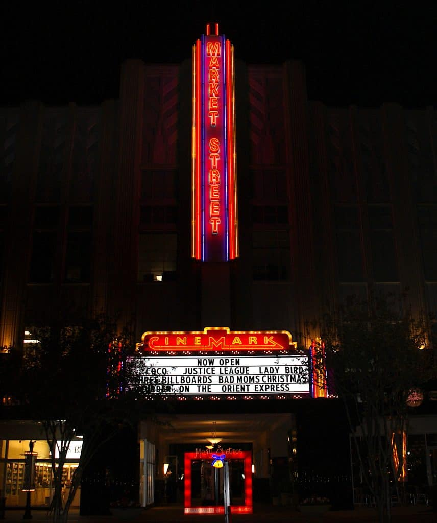 Theater on Market Street