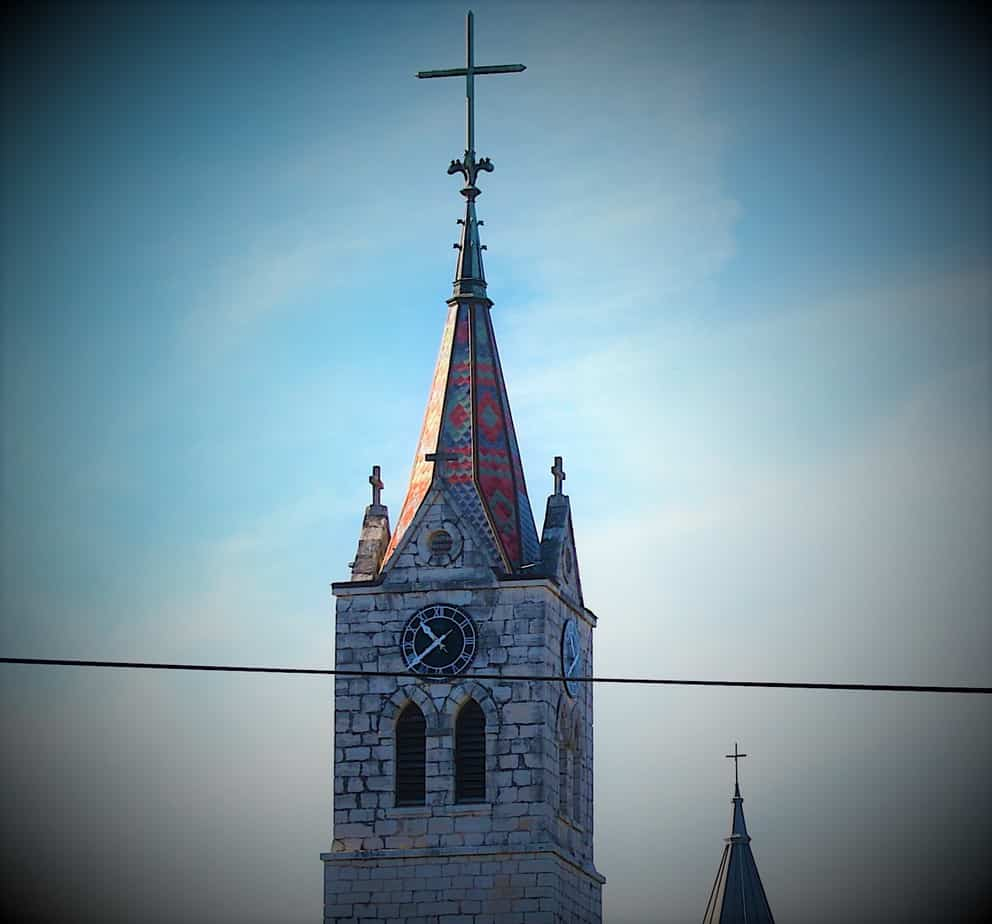 New Braunfels Church