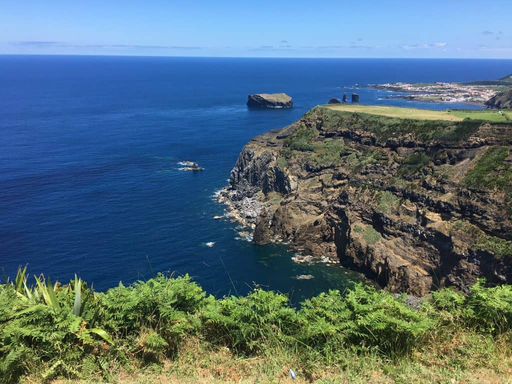 One of the many splendid views, Sao Miguel, Azores