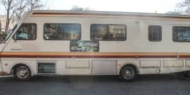 Breaking Bad 1986 Fleetwood Bounder RV