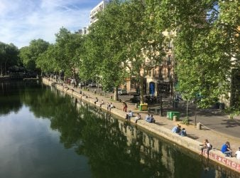 Canal Saint Martin Paris Food Tour Eating Europe