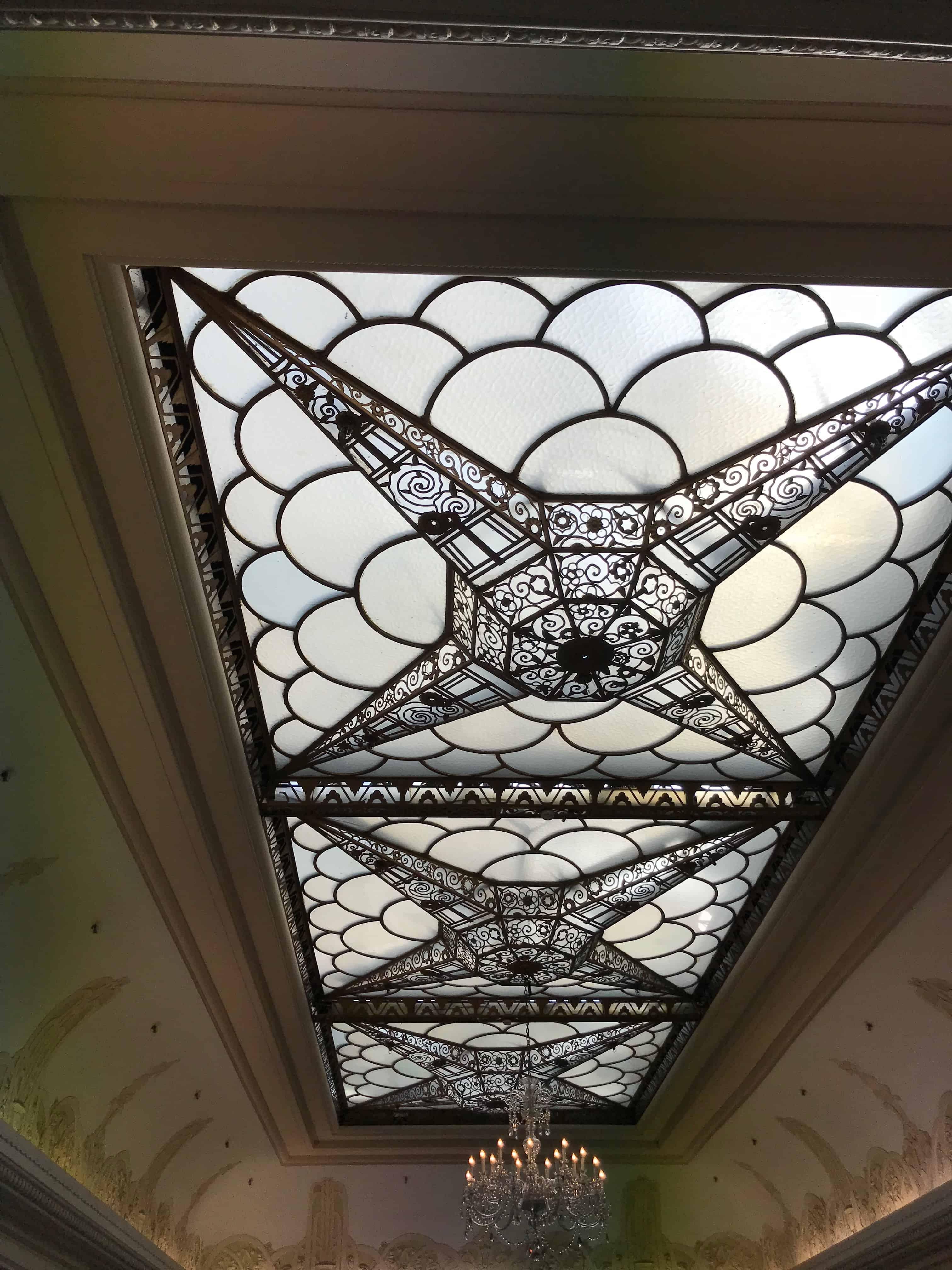 Ceiling Harrods Georgian Room
