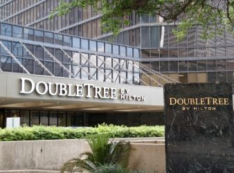 DoubleTree by Hilton Houston Downtown