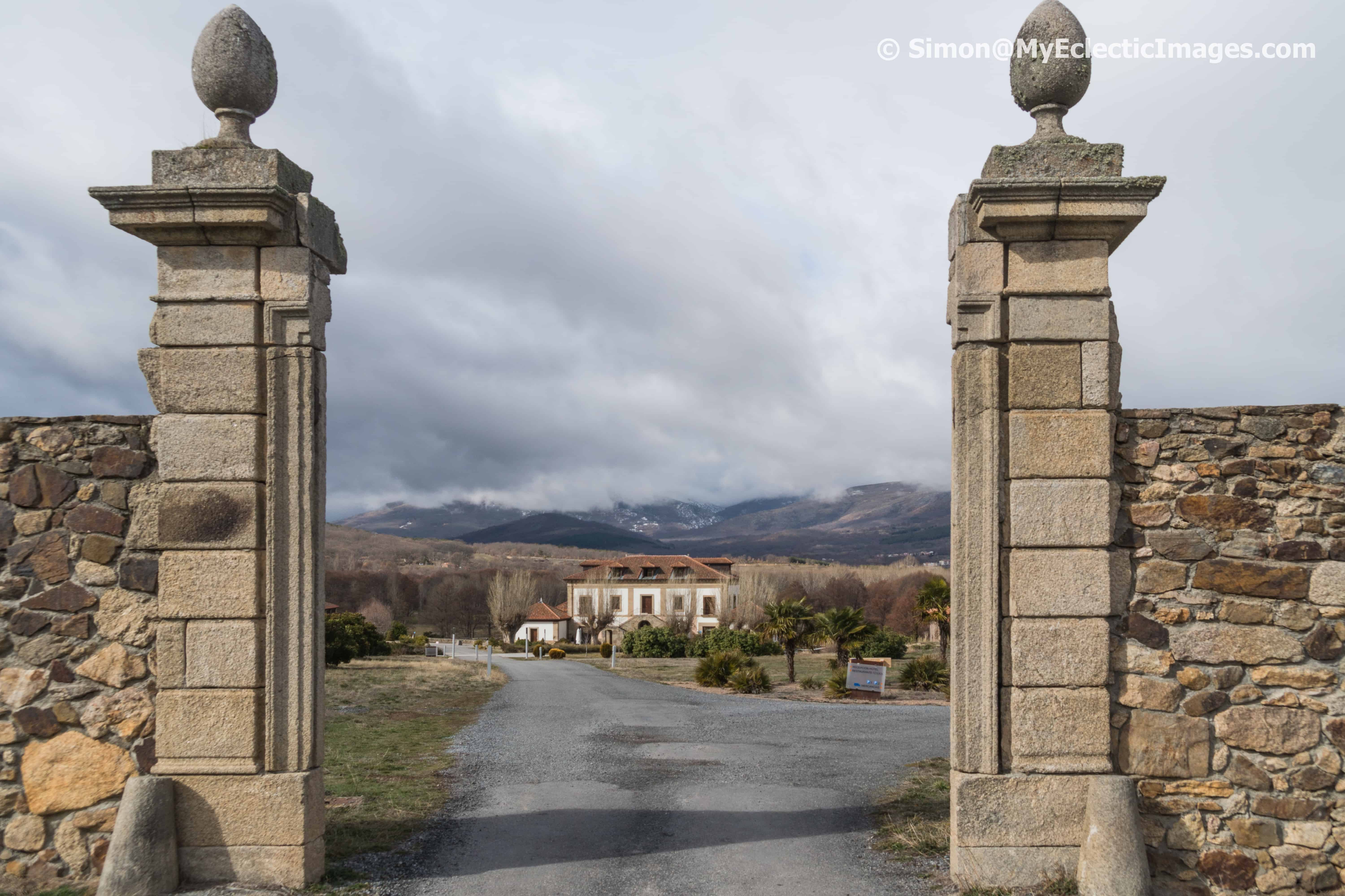 Gateway into the Gredos Property VaughanTown Spain