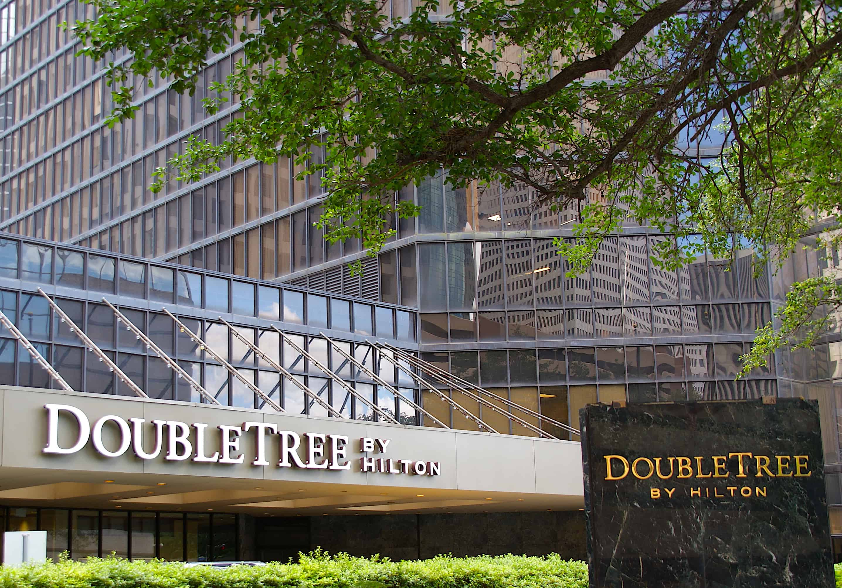 Hilton Doubletree Houston Downtown