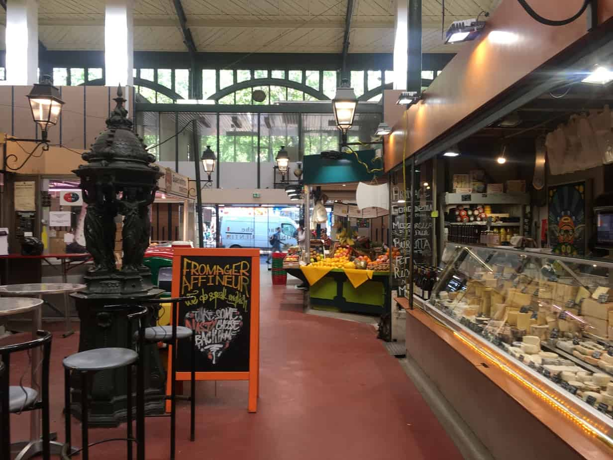 Marche Saint Quentin Paris Food Tour Eating Europe