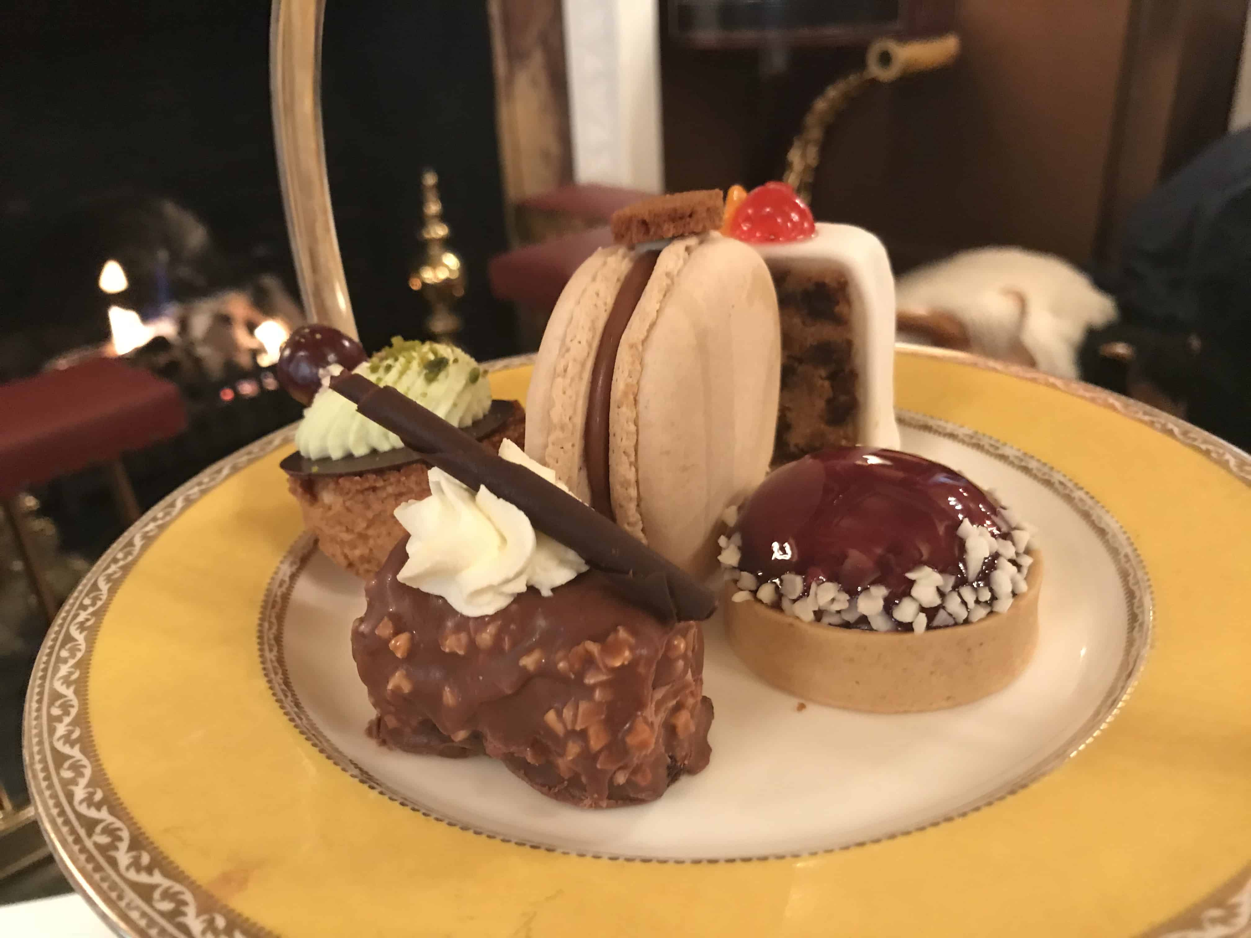 Sweets Afternoon Tea The Goring