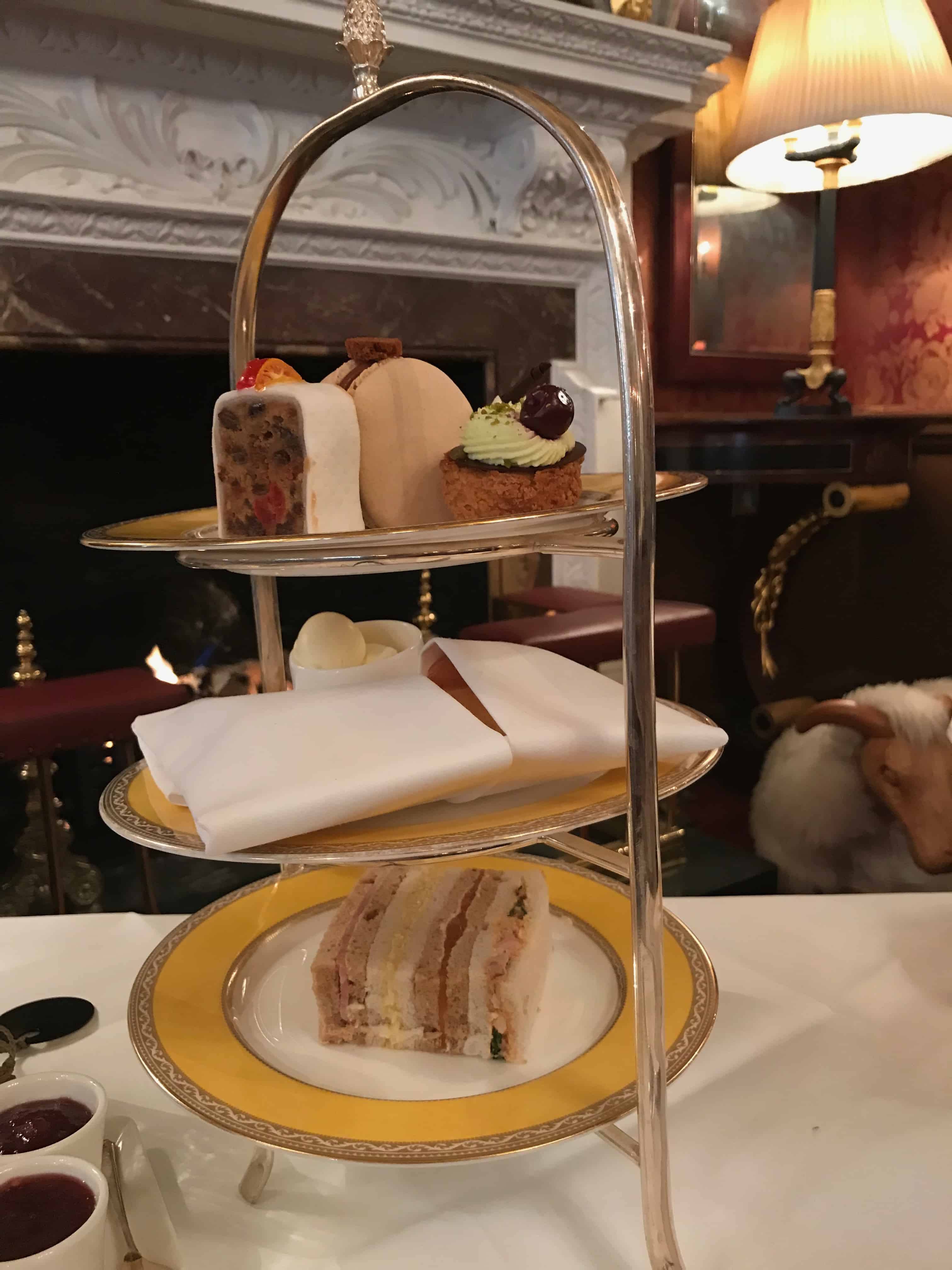 Tea Trays The Goring