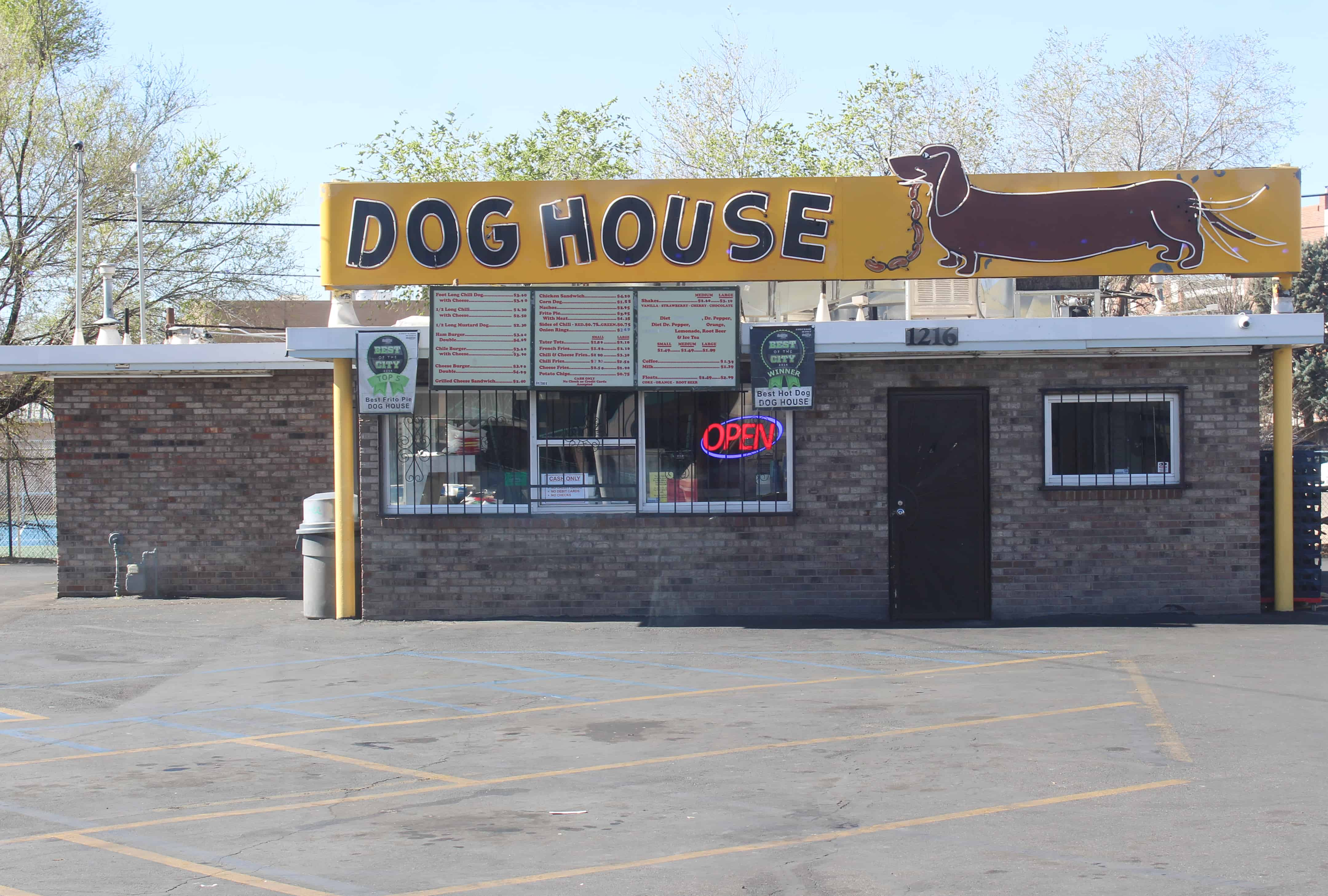 The Dog House on the Bad Side of Town Breaking Bad