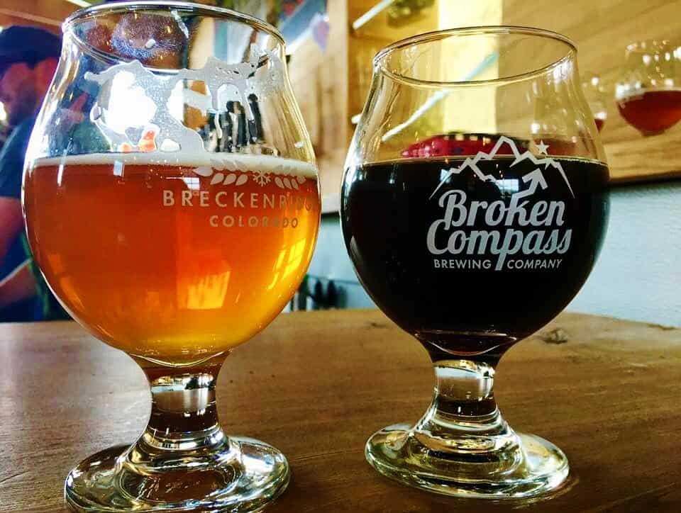 Broken Compass Brewing Company Breckenridge