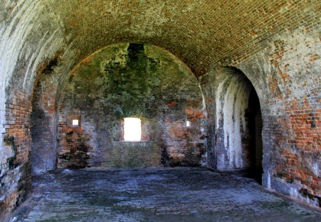 Fort Morgan Ghosts of the Past