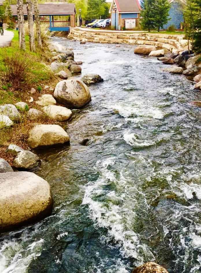 Mountain Stream Breckenridge
