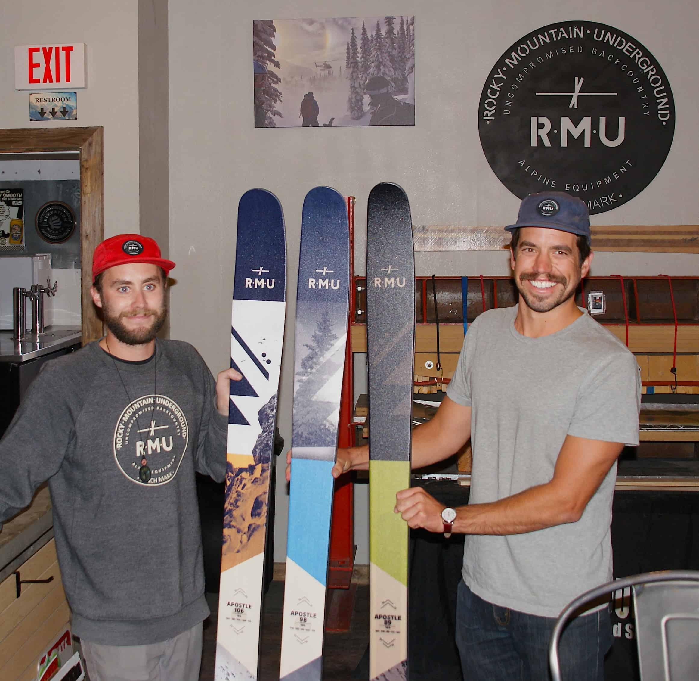 RMU Alpine Equipment Breckenridge