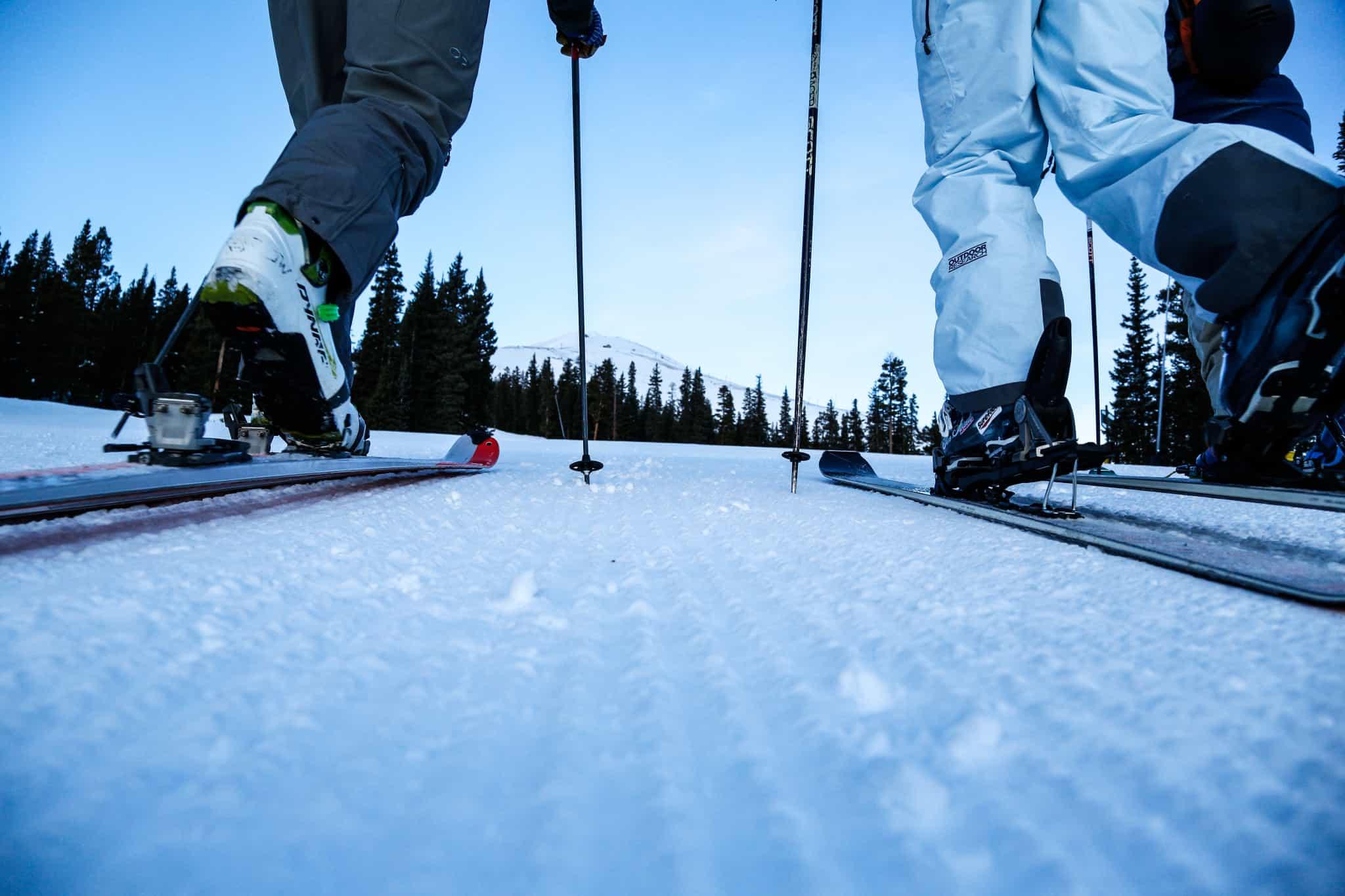 Winter Skiing Breckenridge