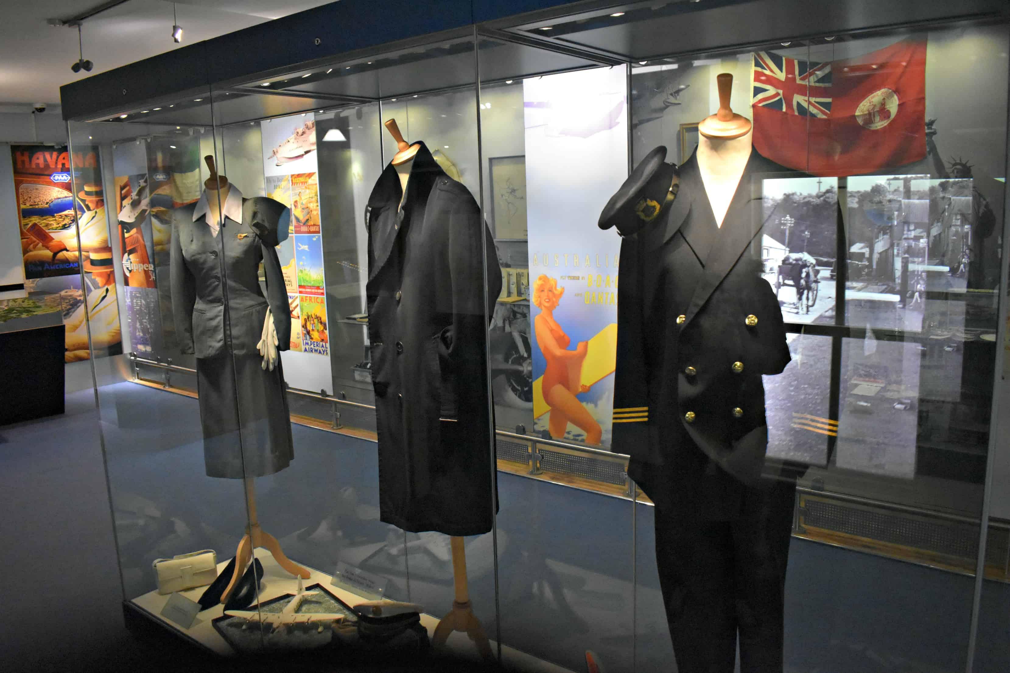 Crew Uniforms