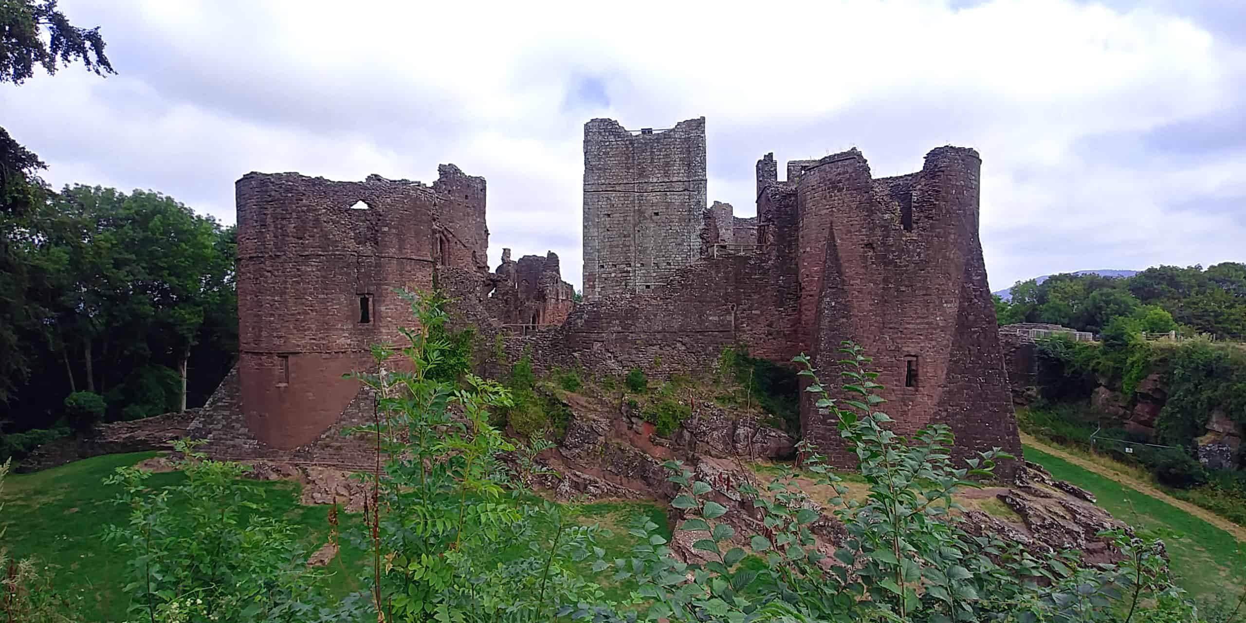 Goodrich Castle, Ross-on-Wye England