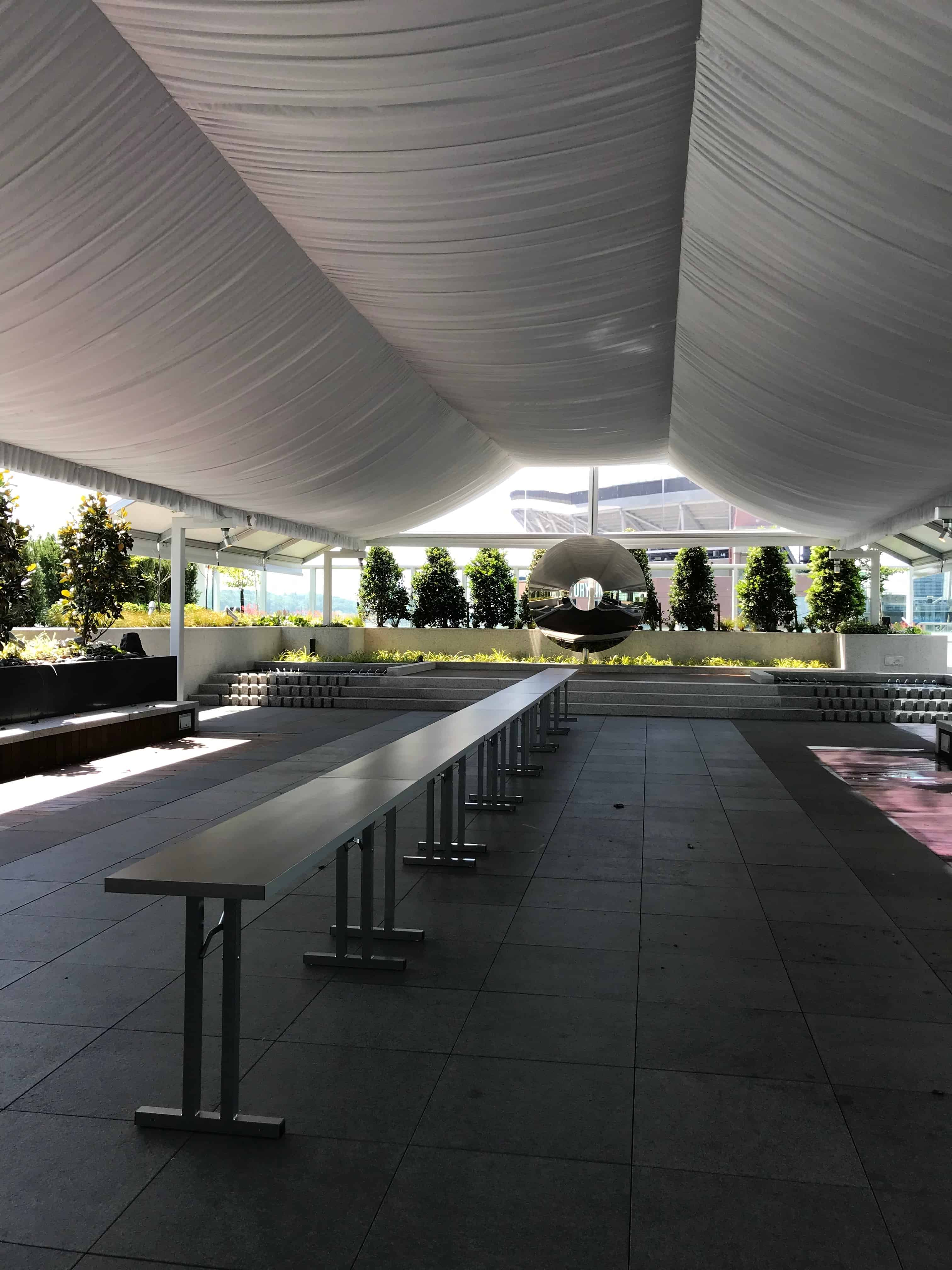 Outdoor Space for Events