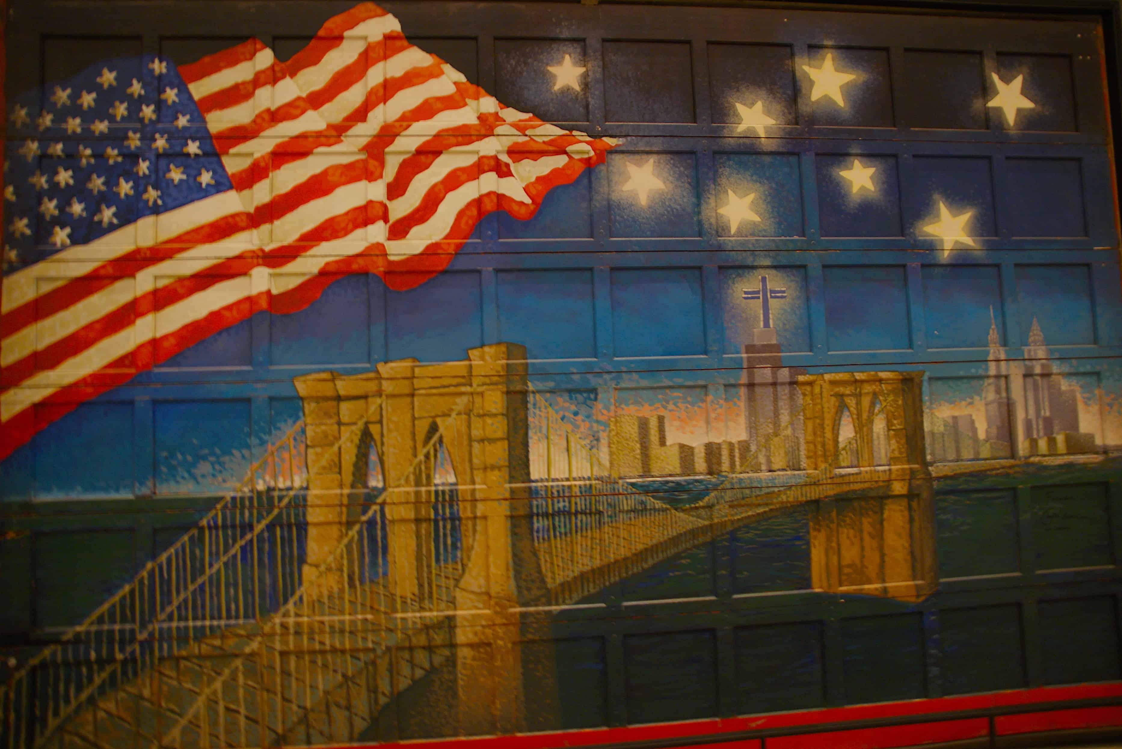 911 Museum Artwork Midtown Manhattan