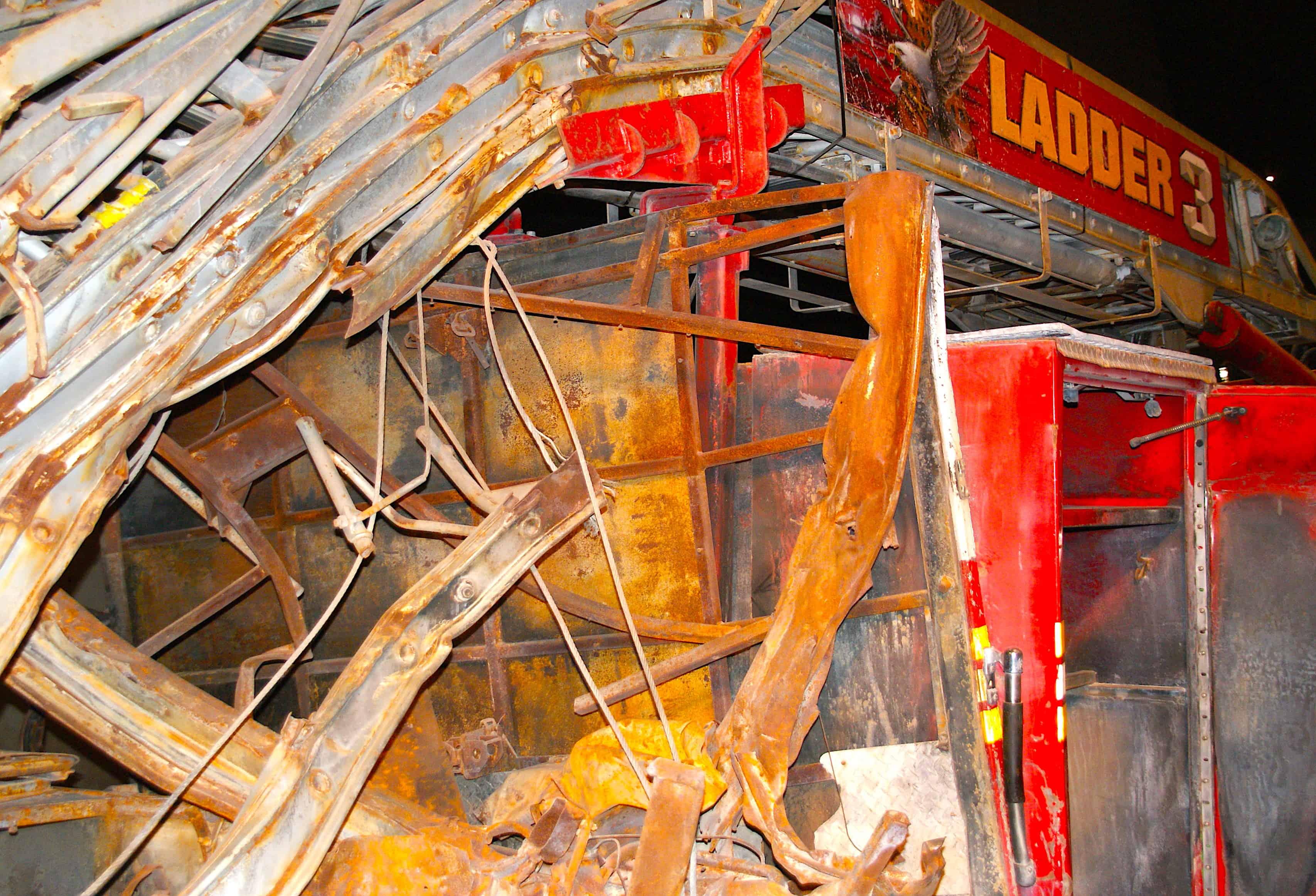 911 Museum Ladder 3 Midtown Manhattan