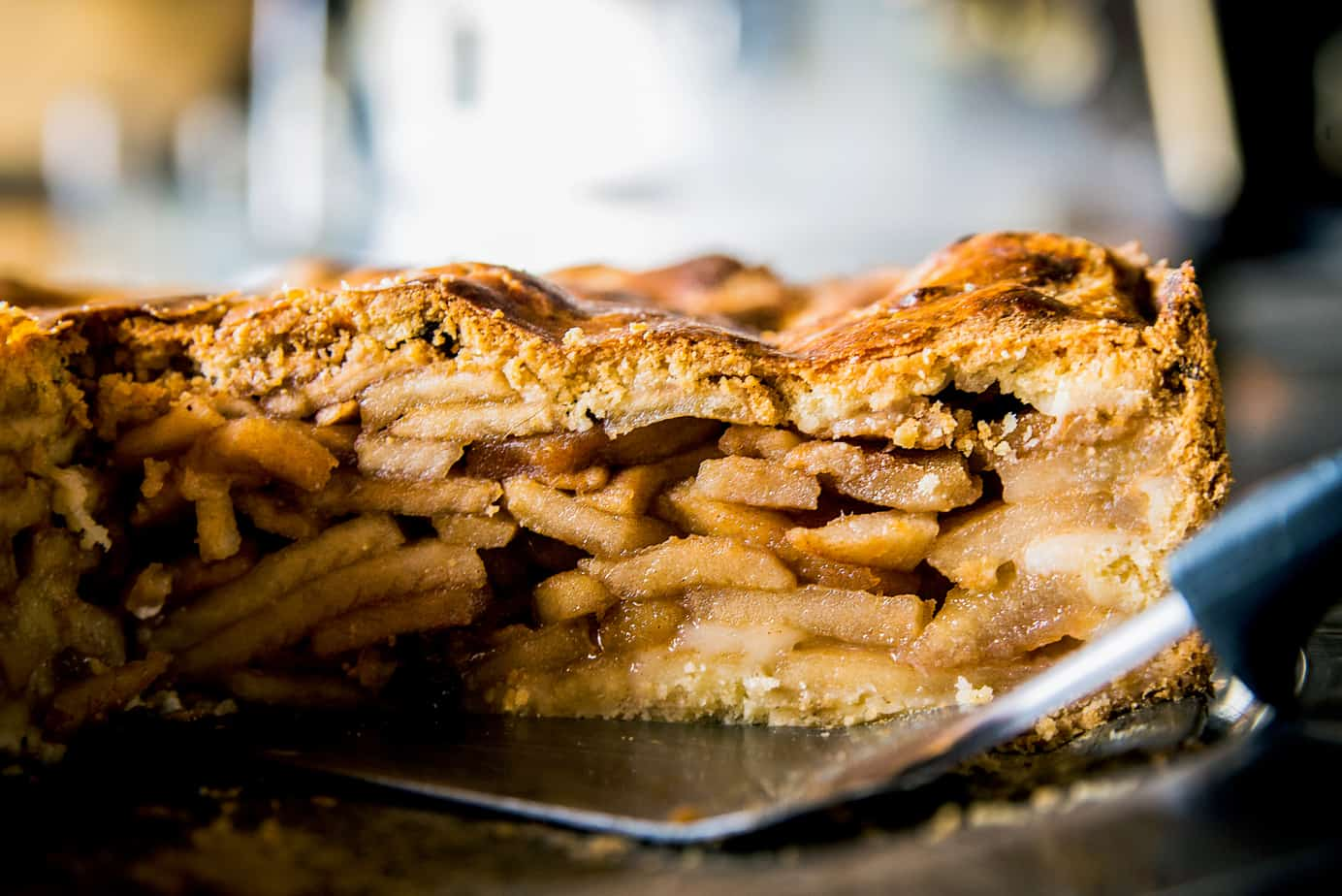 A Taste of Life in Haarlem apple pie ©Eating Europe