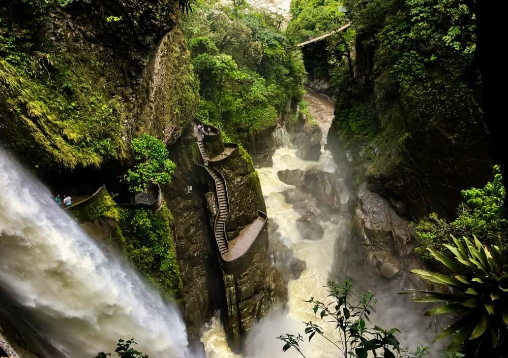 Devils Cauldron - Ecuador Travel