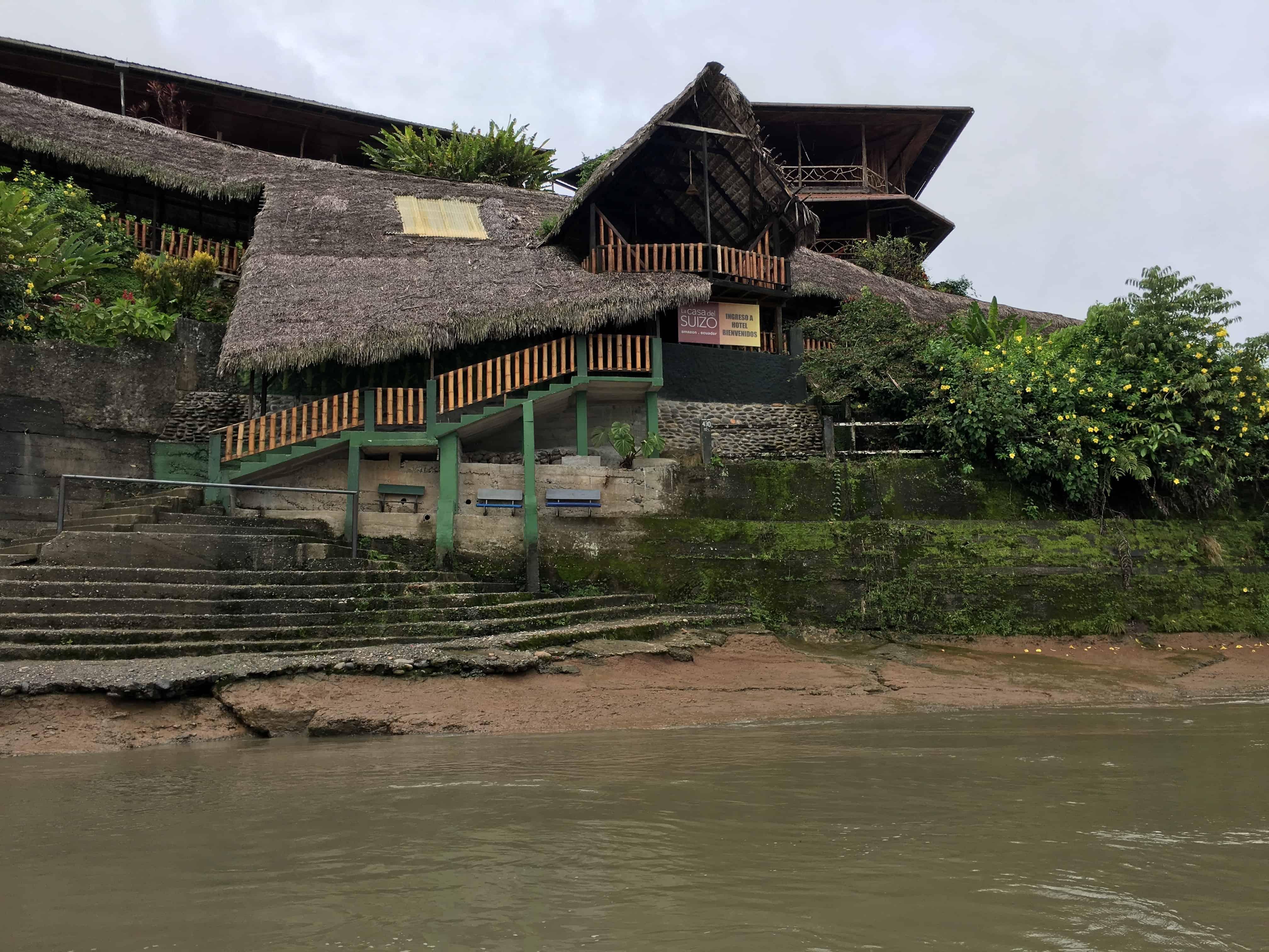 La Casa del Suizo - Ecuador Travel