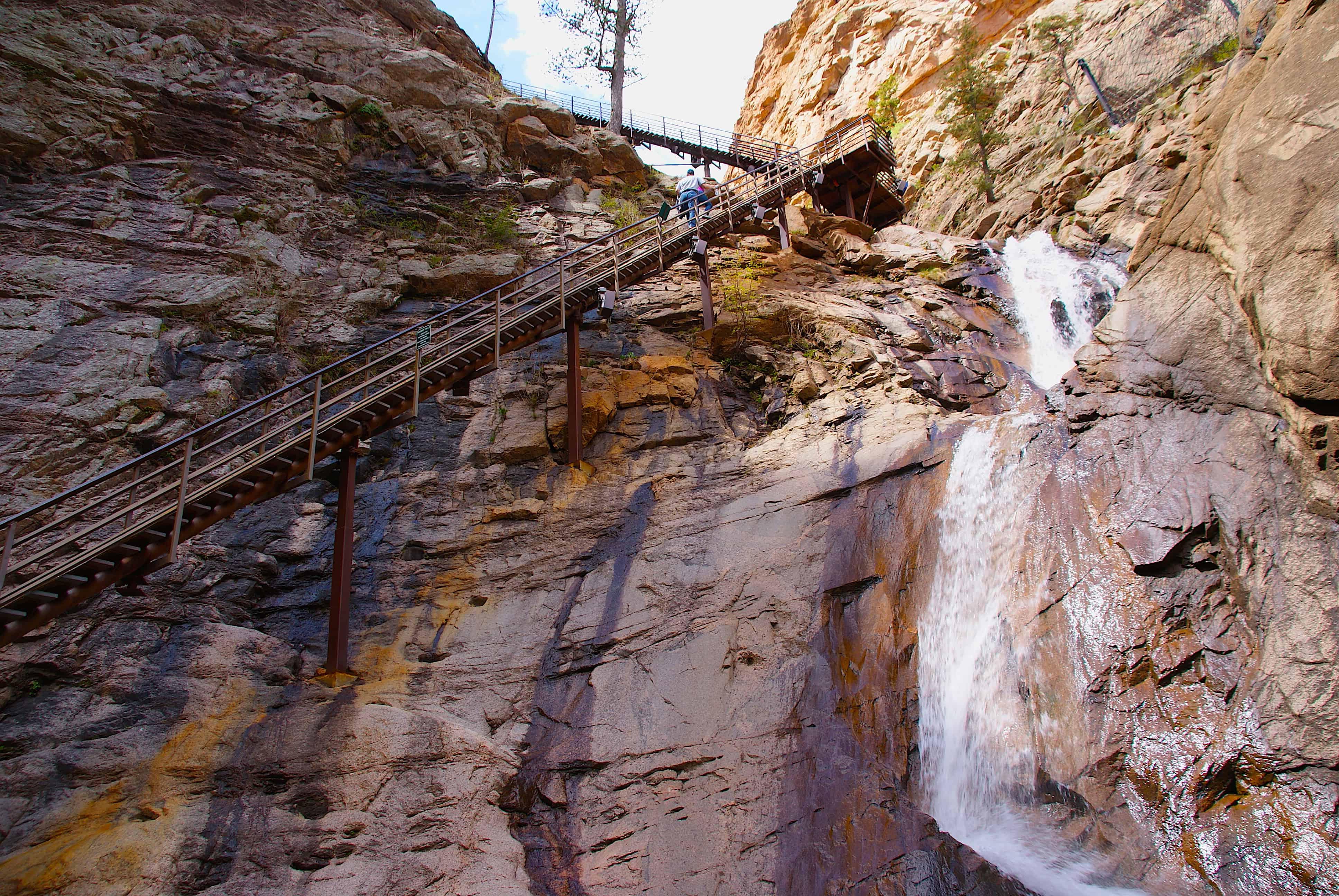 Seven Falls Colorado Springs