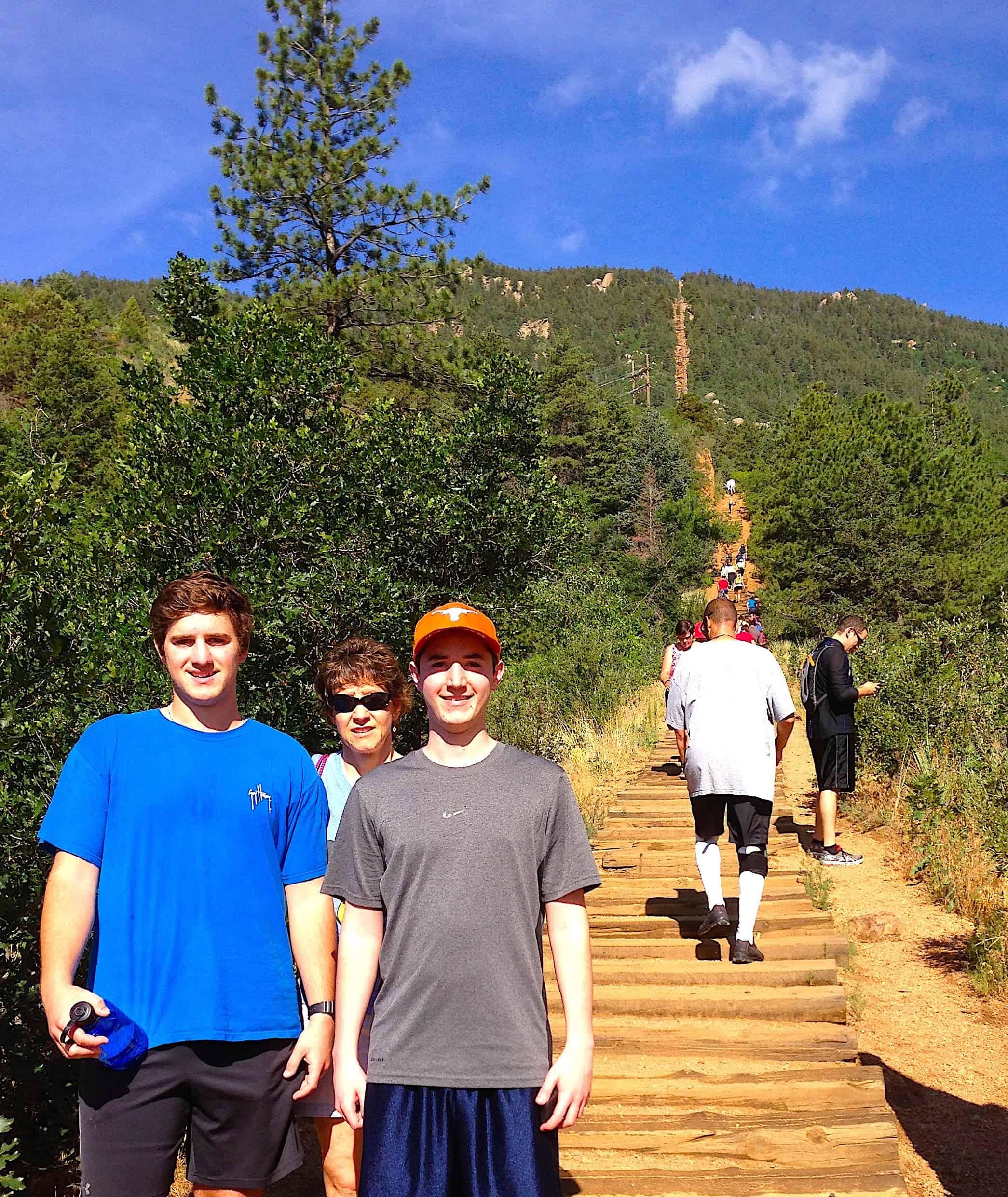 The Incline Colorado Springs