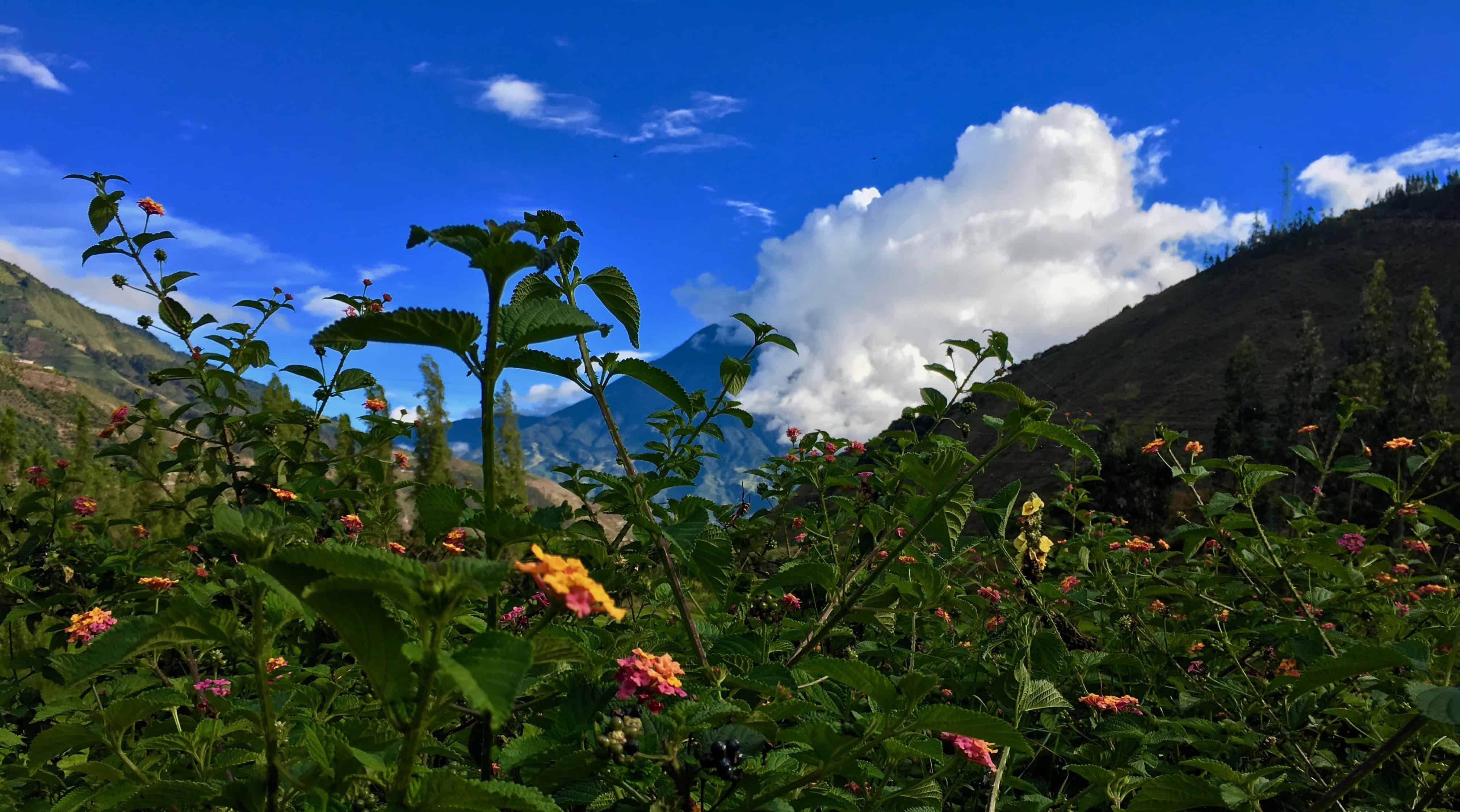 Tungurahua Volcano - Ecuador Travel