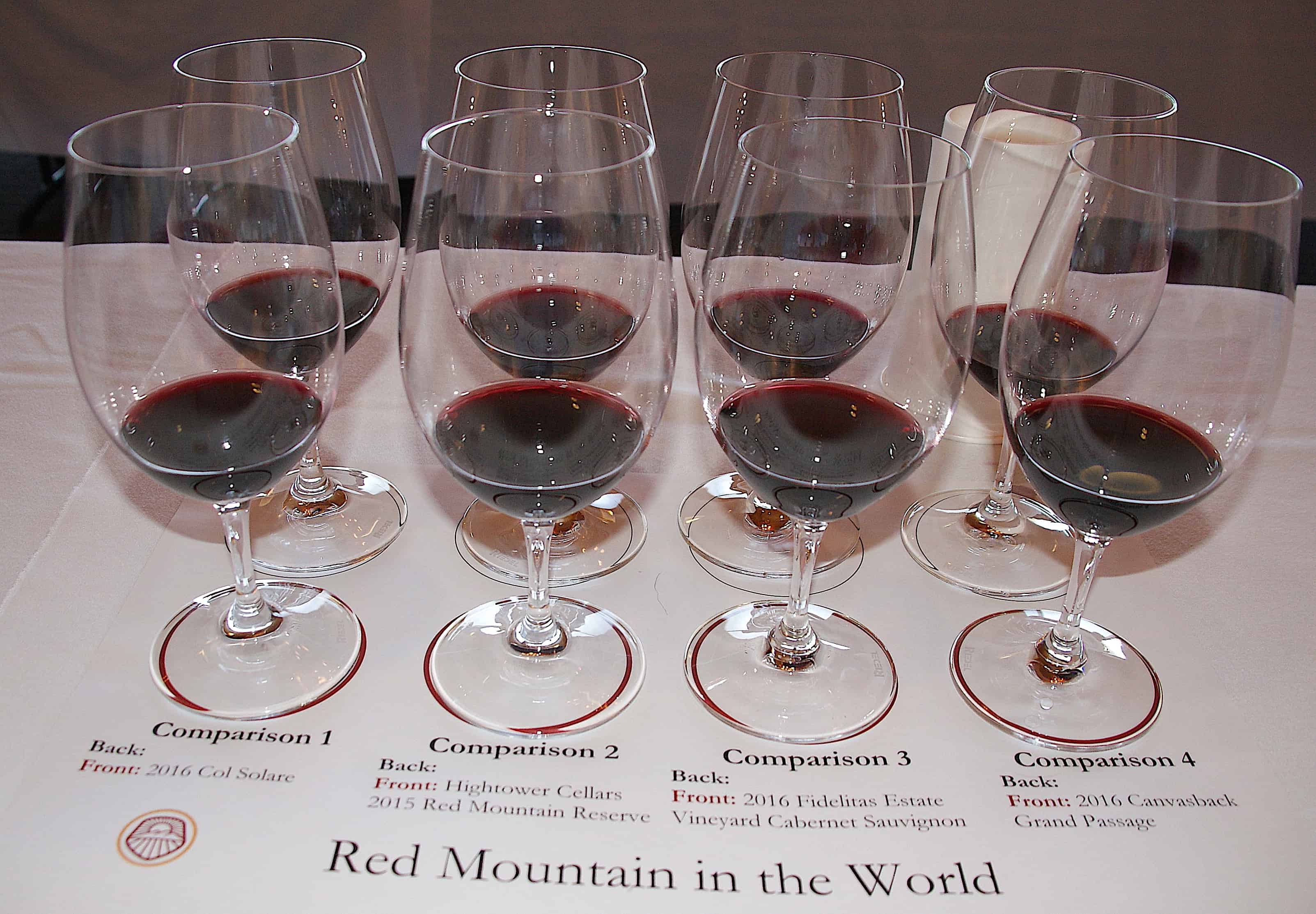 Wine Tasting at Red Mountain