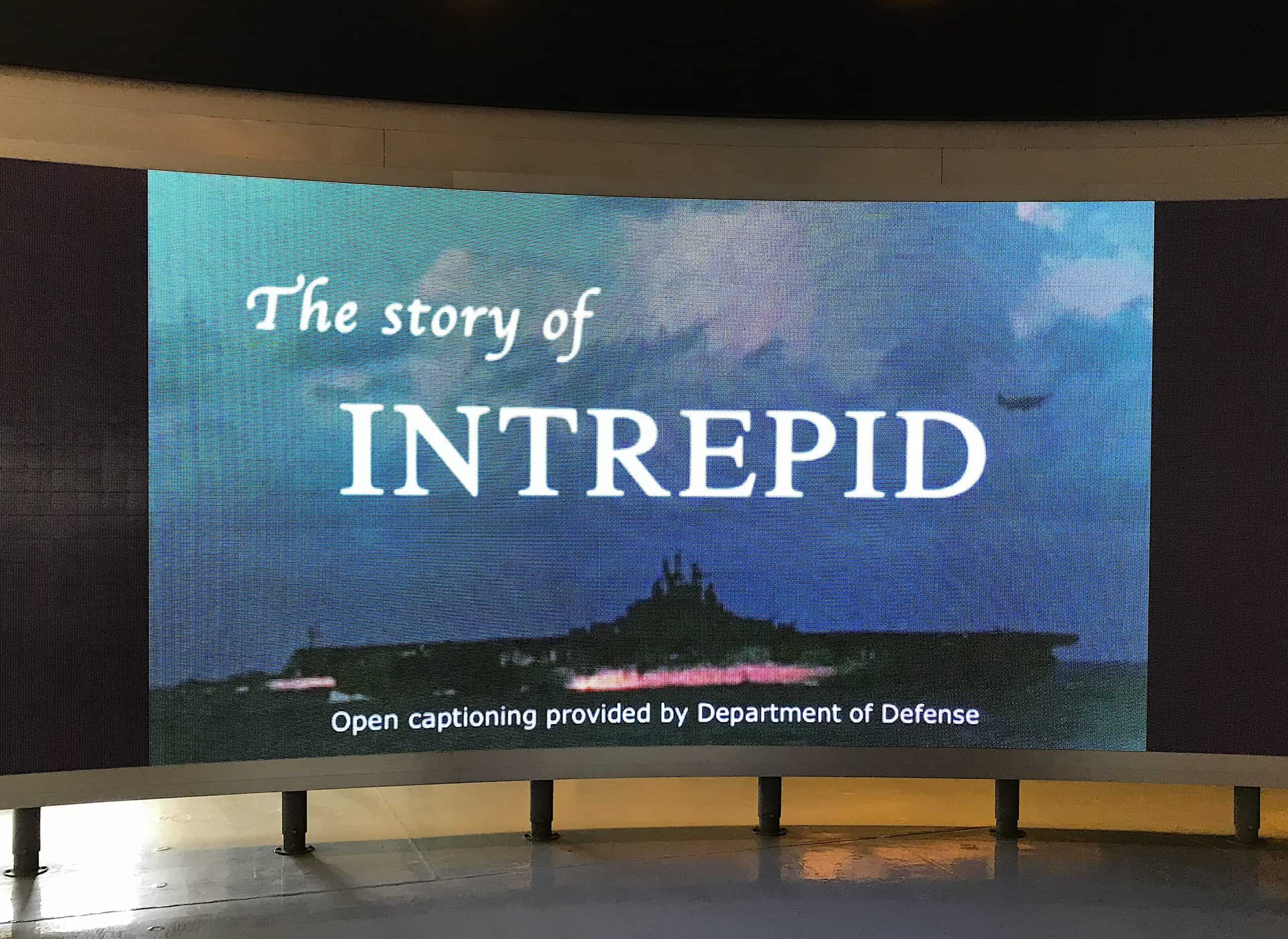 The Story of Intrepid